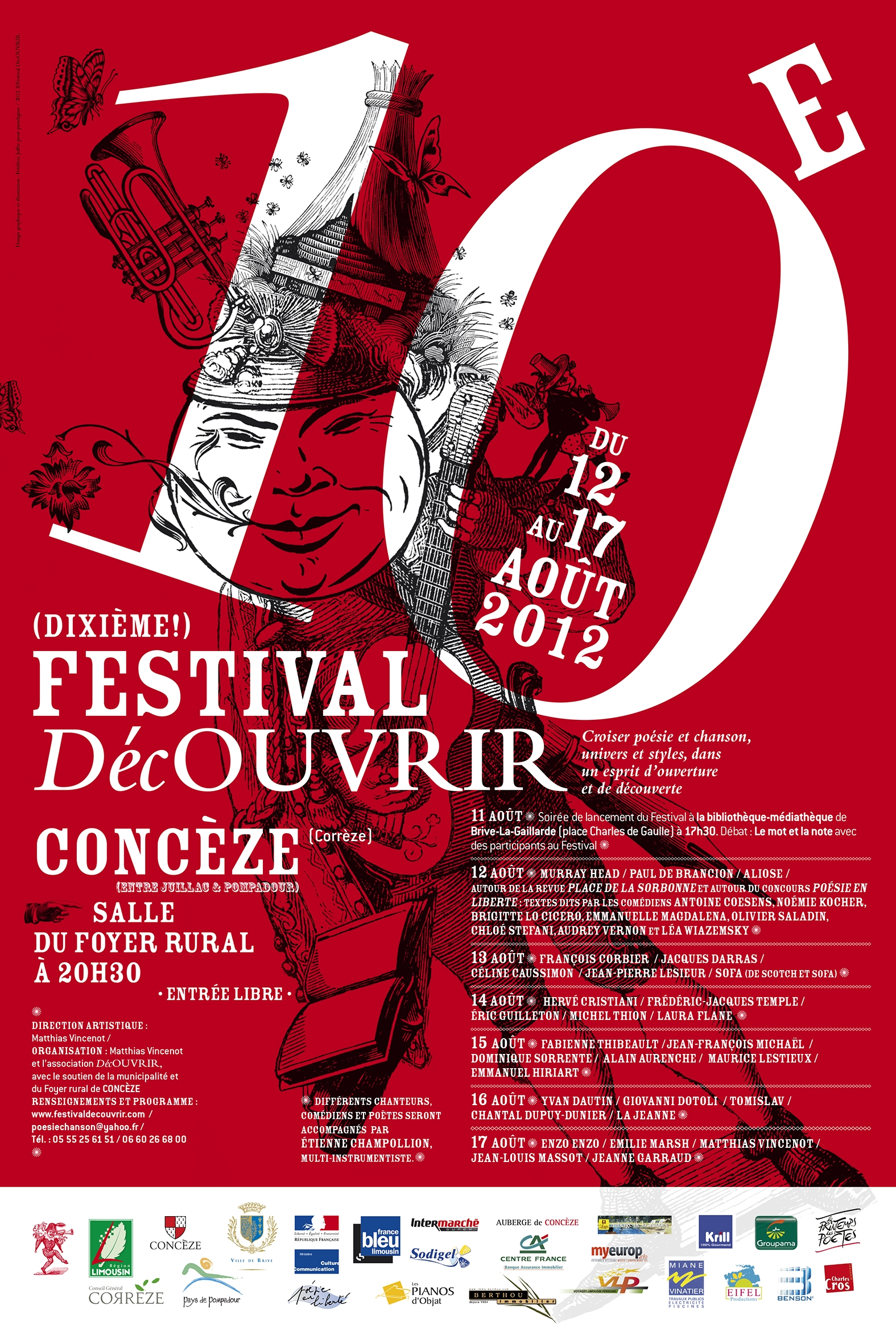 Aff. Conceze 2012