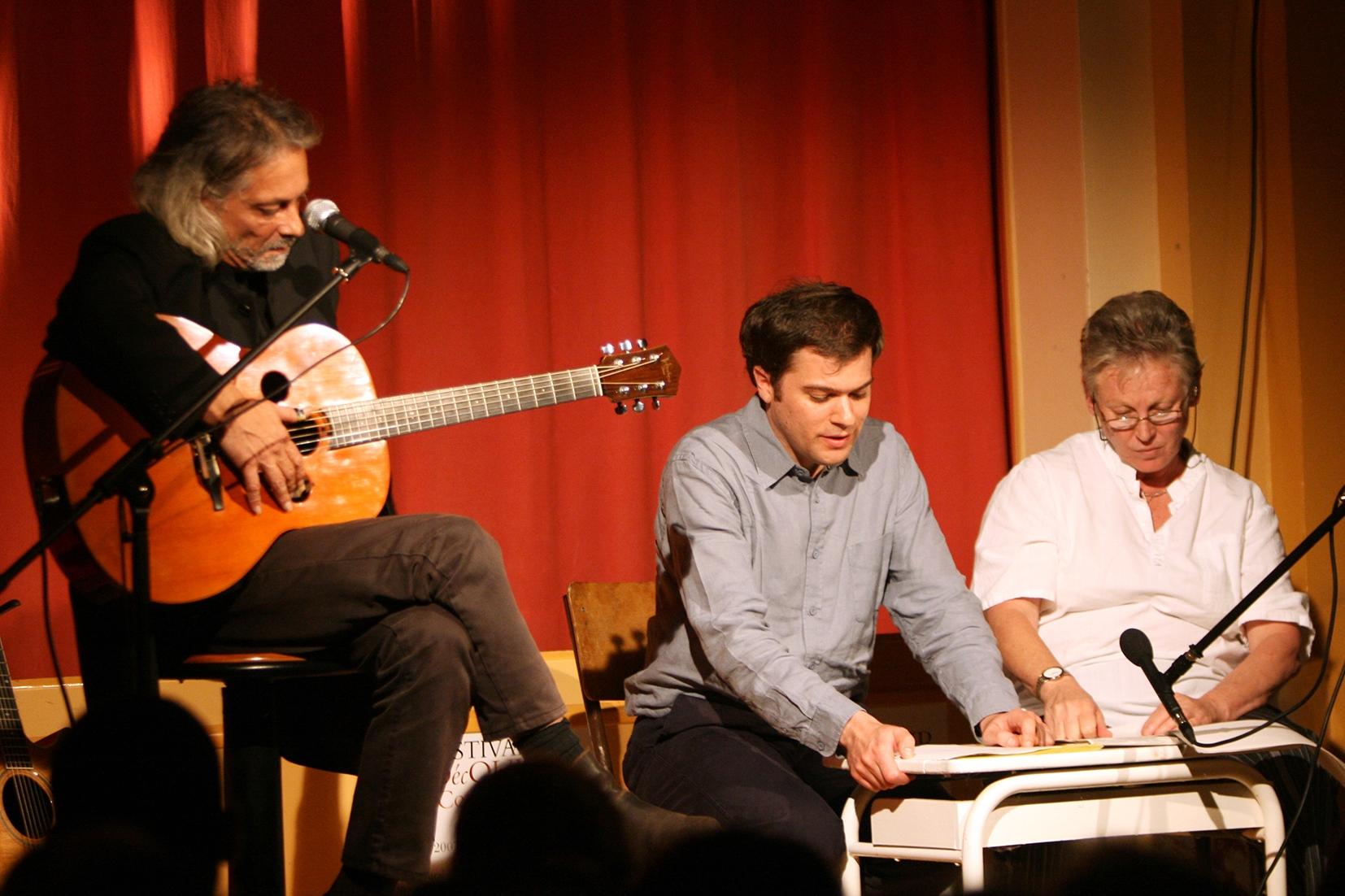 Eric Guilleton, Matthias Vincenot, Jiliane Fati