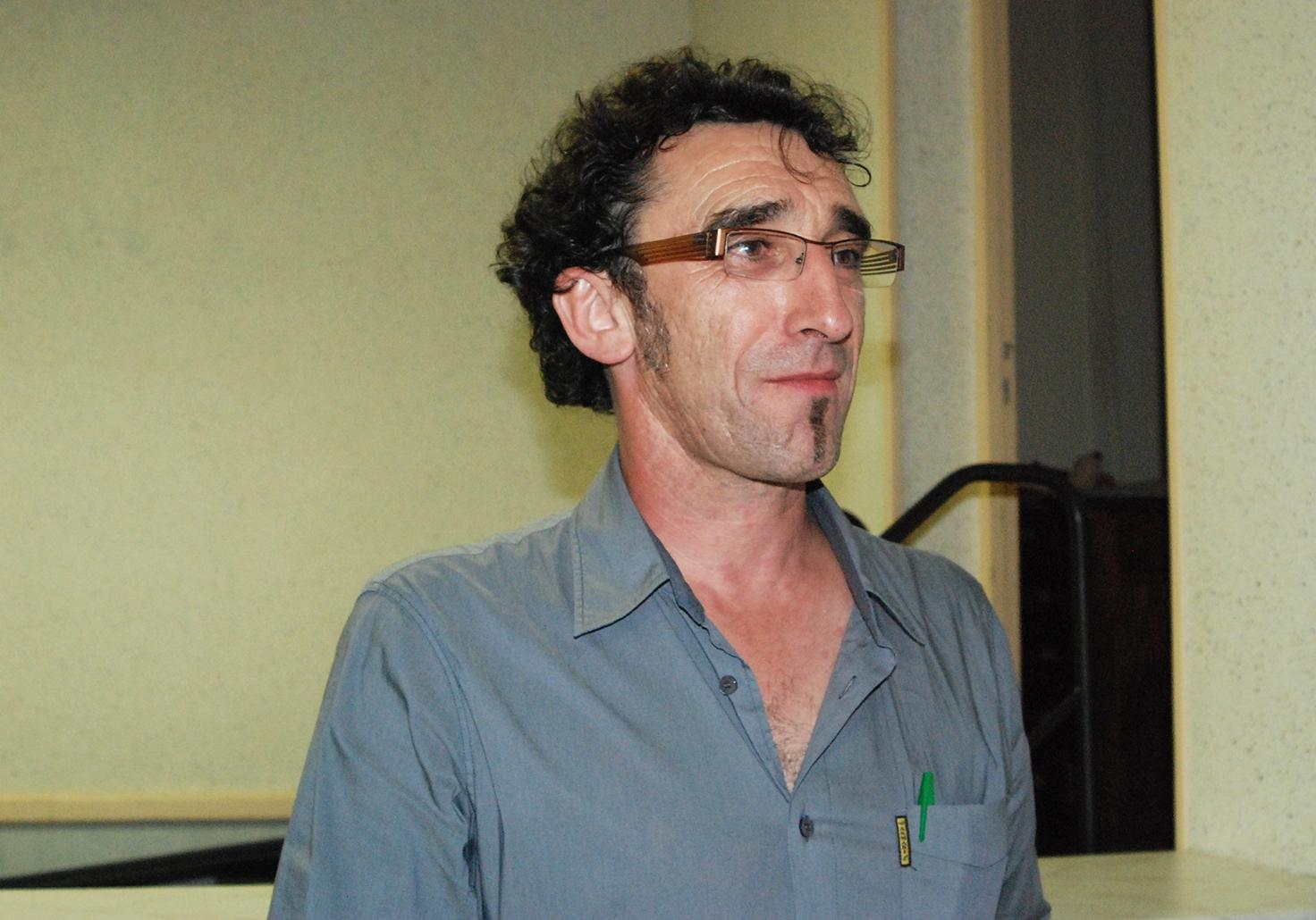 Alain Sourigues. Concèze 2009