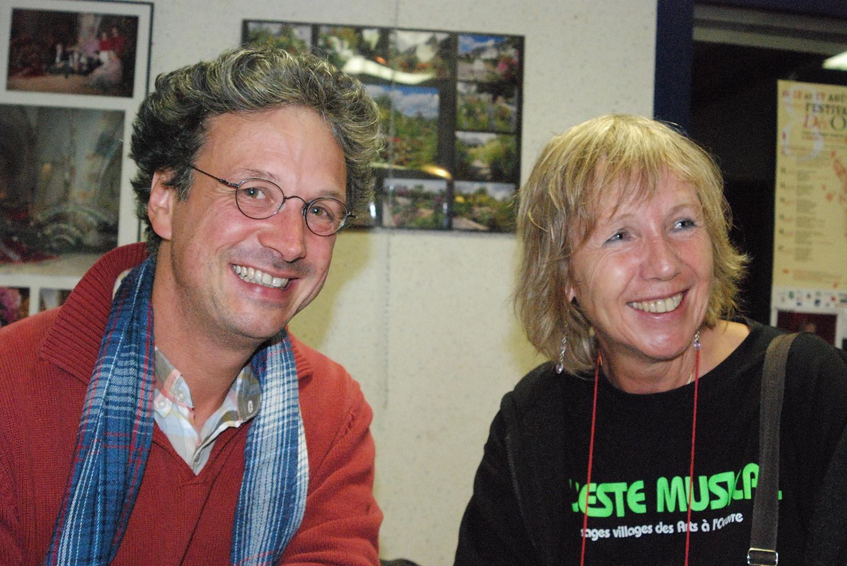 Pierre Fesquet, Vanina Michel
