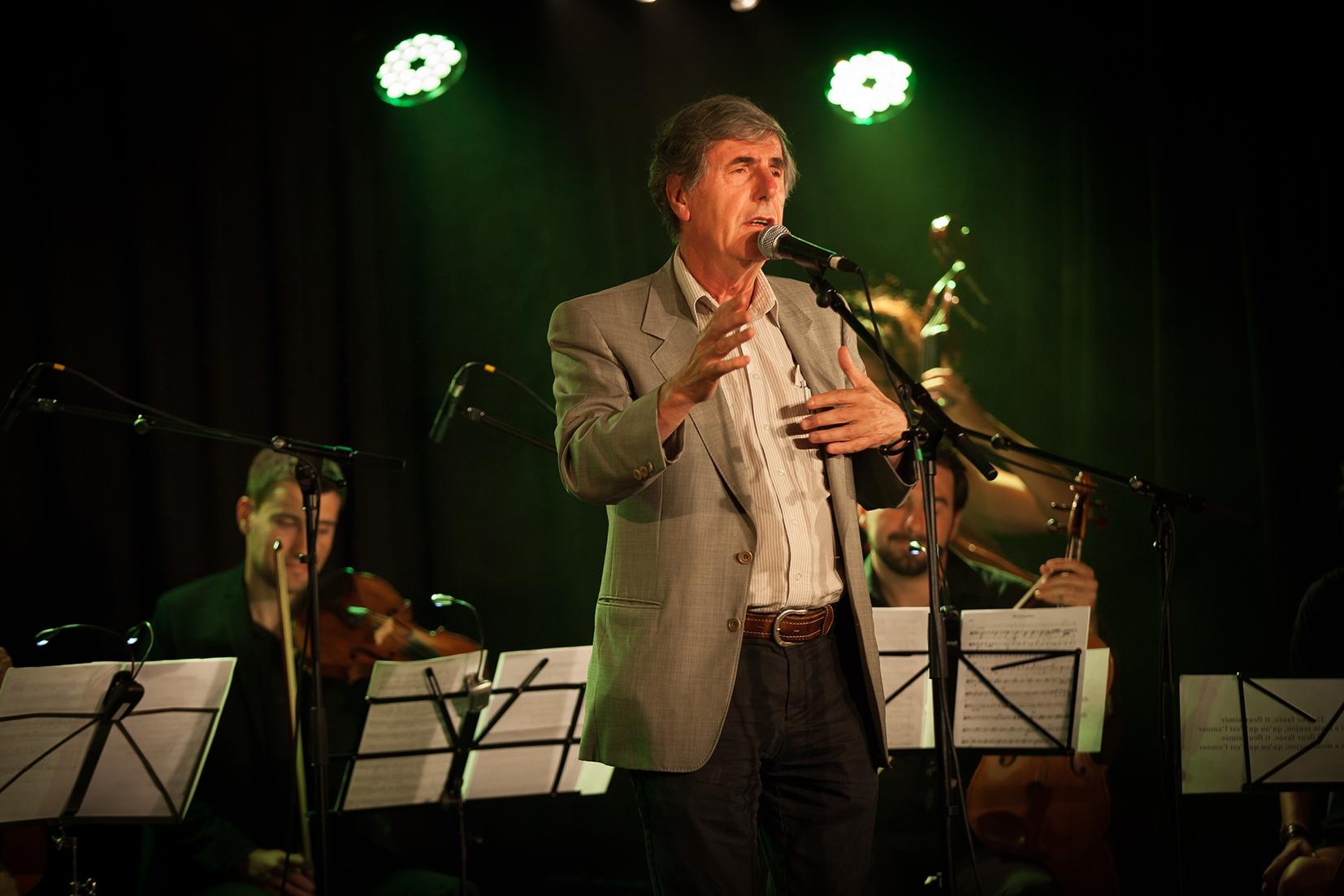 Bernard Menez et l'Ensemble Découvrir