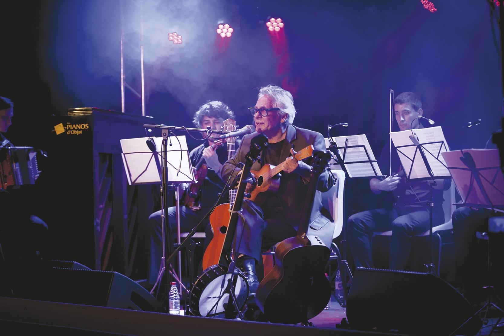 Eric Guilleton et l'Ensemble DécOUVRIR