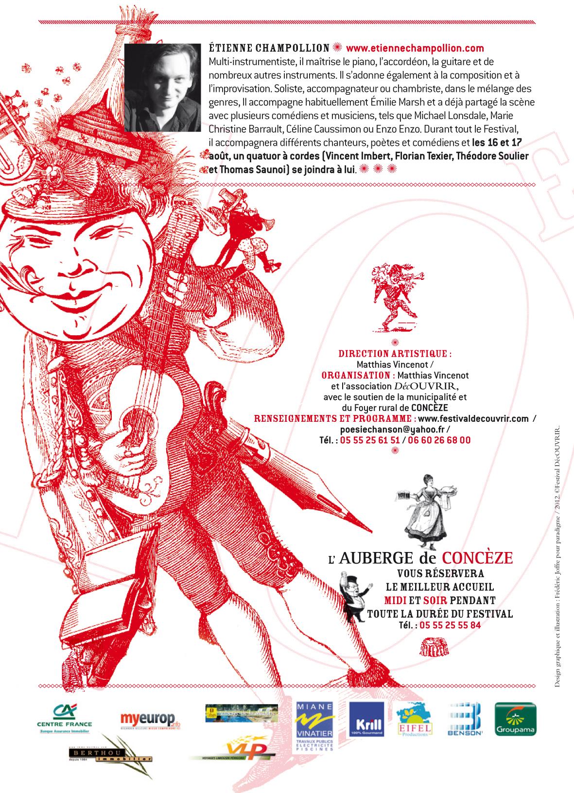 Progr. Conceze 2012-8