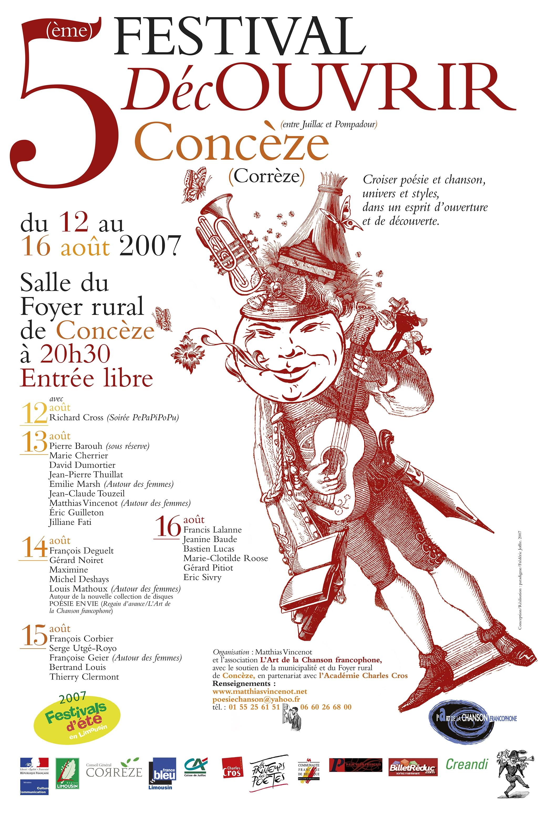 Aff. Conceze 2007