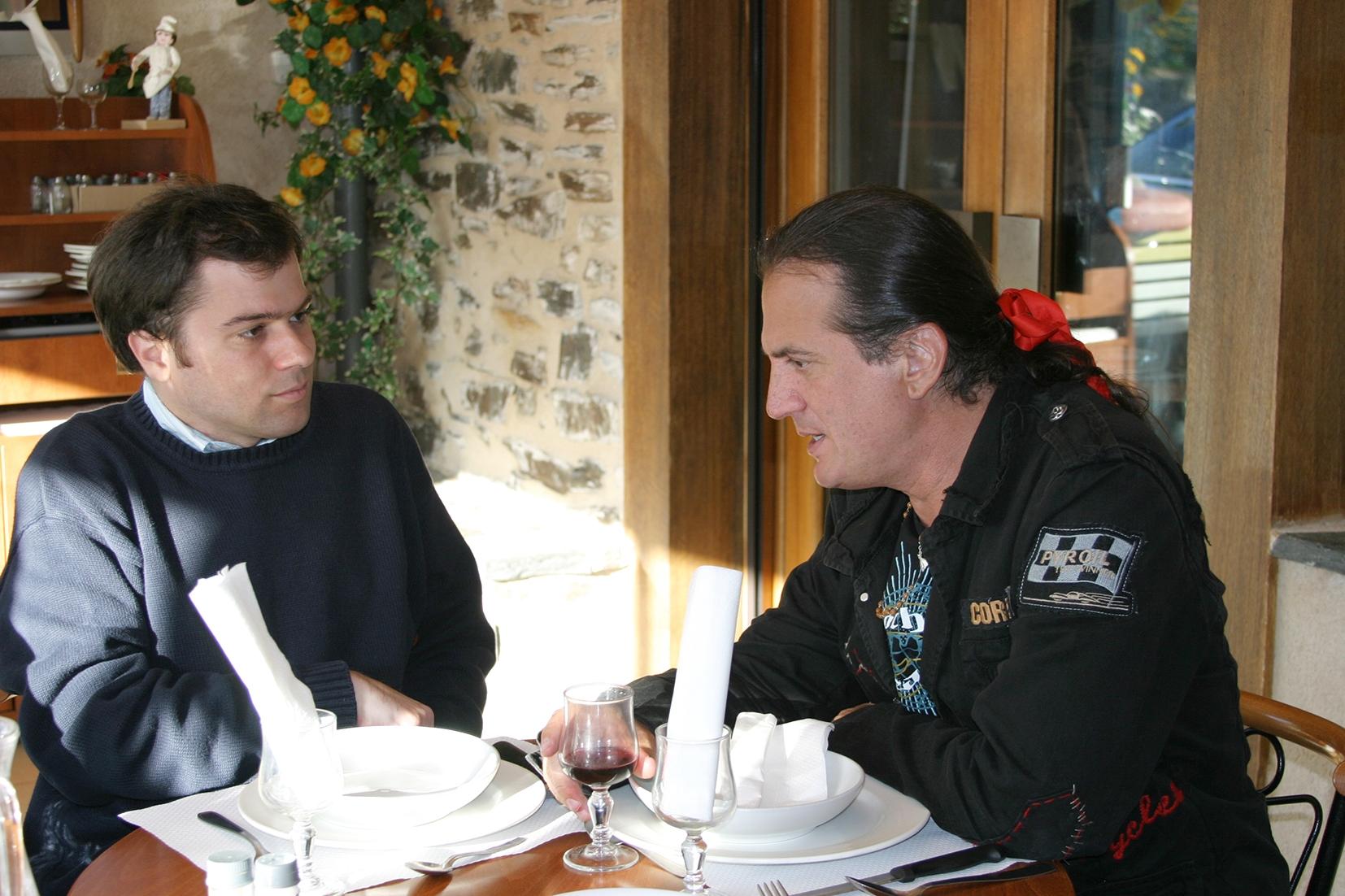 Matthias Vincenot, Francis Lalanne