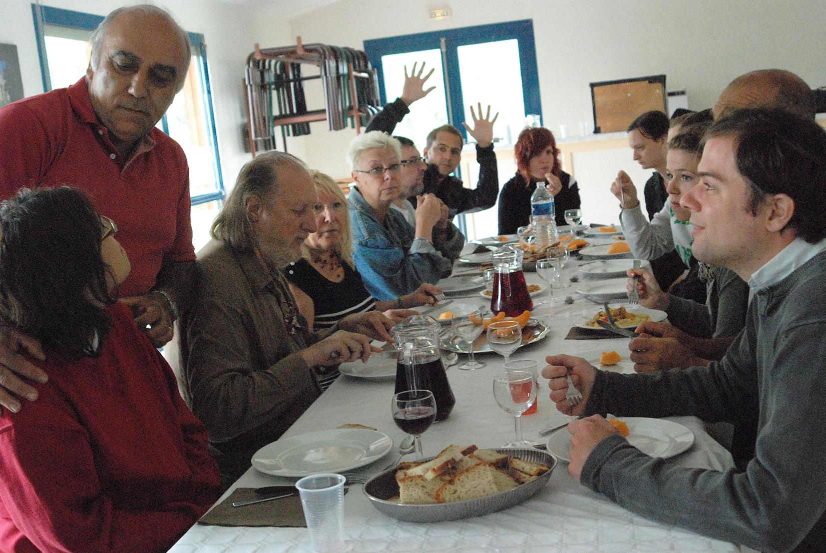 La table ouverte de Concèze