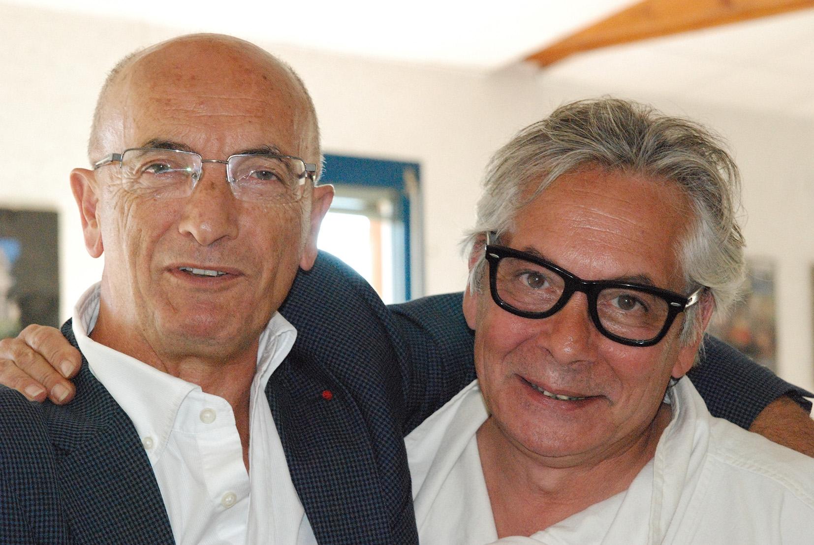 Giovanni Dotoli, Eric Guilleton