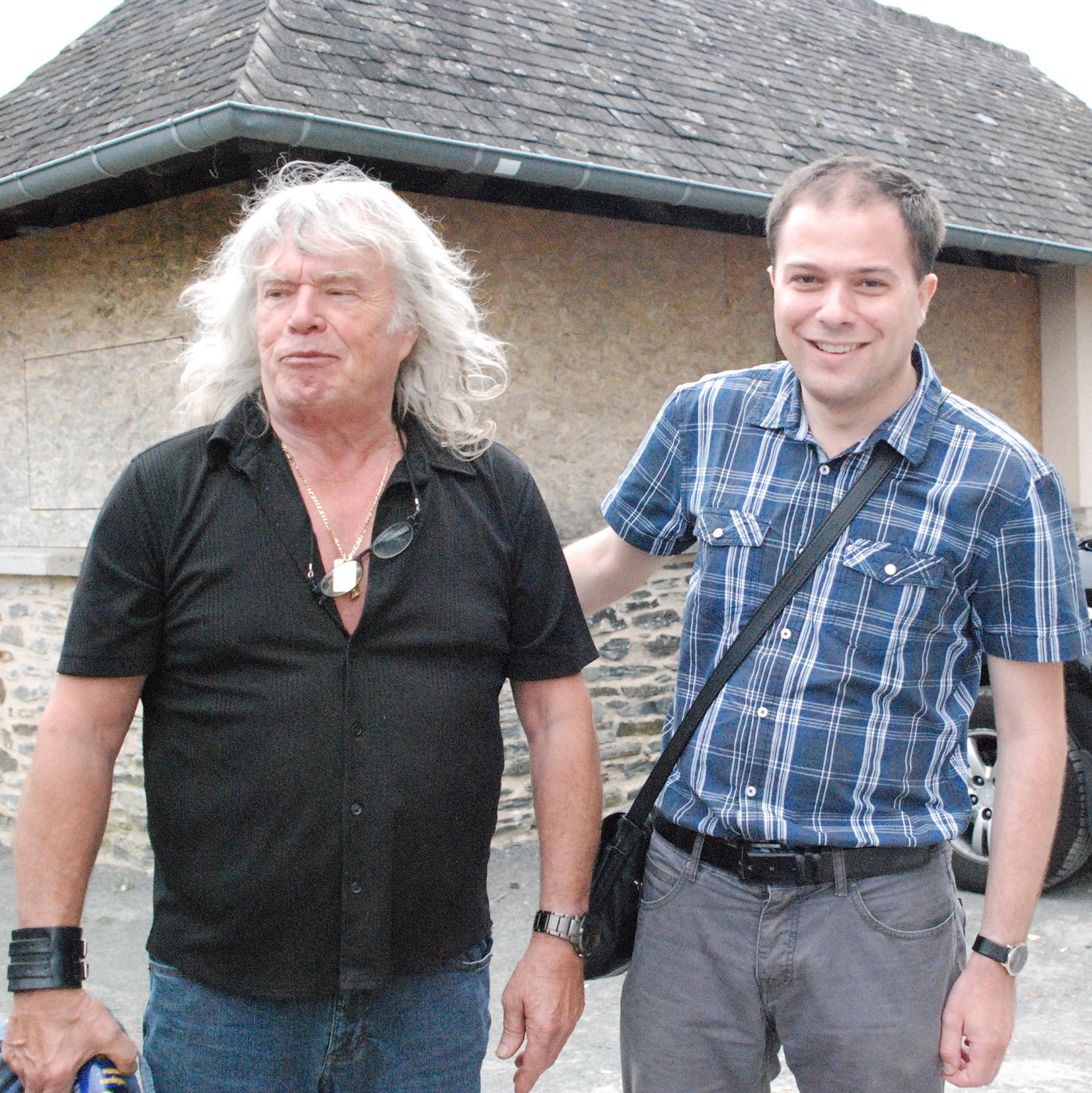 Alain Aurenche, Matthias Vincenot. Concèze 2012