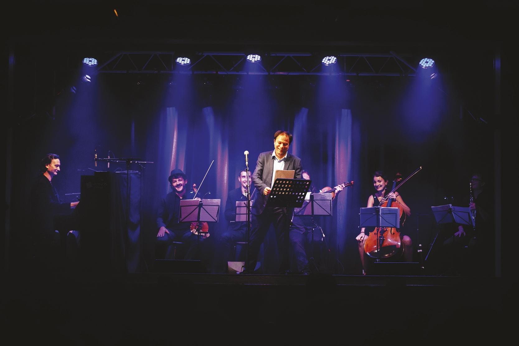 Matthias Vincenot et l'Ensemble Découvrir