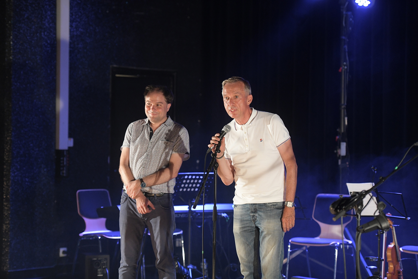 Matthias Vincenot, Bernard Combes