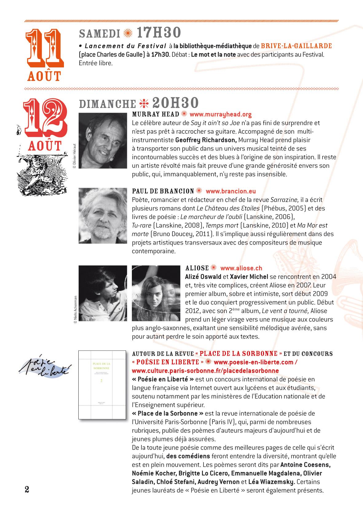 Progr. Conceze 2012-2